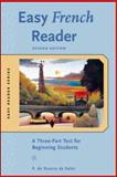 Easy French Reader, R. de Roussy de Sales, 0071428488