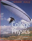 College Physics, Volume 1, Serway, Raymond A. and Faughn, Jerry S., 0840068484