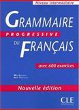 Grammaire Progressive du Francais 9782090338485