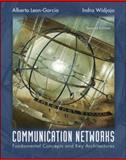 Communication Networks, Alberto Leon-Garcia and Indra Widjaja, 0071198482