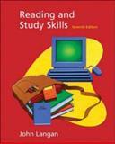 Reading and Study Skills, Langan, John, 0072558482