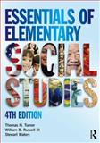 Essentials of Elementary Social Studies, Turner, Thomas N. and Russell, William B., III, 0415638488