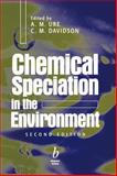 Chemical Speciation in the Environment, , 063205848X