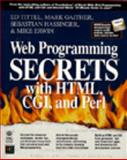 Web Programming Secrets with HTML, CGI, and PERL5, Tittel, Ed, 156884848X