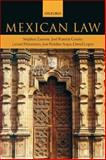 Mexican Law, Zamora, Stephen and Cossío, José Ramón, 0199288488