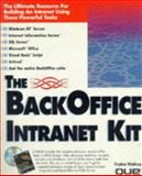 Building An Intranet with Backoffice, Wynkoop, Stephen, 0789708485
