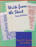 Write from the Start, Blot, David and Davidson, David M., 0838448488