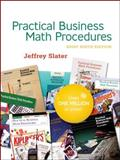 Practical Business Math Procedures, Slater, Jeffrey, 0073278491