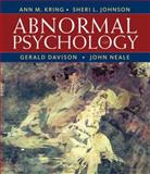 Abnormal Psychology, Davison, Gerald C. and Johnson, Sheri L., 1118018494