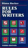 Rules for Writers, Hacker, Diana T., 0312148496