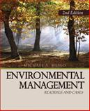 Environmental Management : Readings and Cases, Russo, Michael V., 1412958490