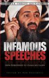 Infamous Speeches, , 0486478491