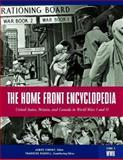 The Home Front Encyclopedia, Mary Hickey, 1576078493