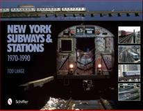 New York Subways and Stations, Tod Lange, 0764338498
