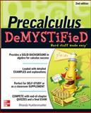 Precalculus, Huettenmueller, Rhonda, 0071778497