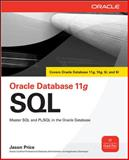 Oracle Database 11g SQL, Price, Jason, 0071498508