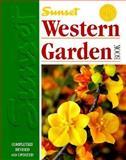 Western Garden Book, Sunset Publishing Staff, 0376038500