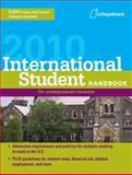 International Student Handbook 2010, College Board Staff, 0874478502
