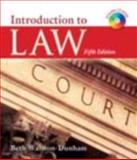 Introduction to Law, Walston-Dunham, Beth, 142831850X
