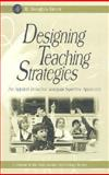 Designing Teaching Strategies : An Applied Behavior Analysis Systems Approach, R. Douglas Greer, 0123008506