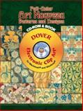Full-Color Art Nouveau Patterns and Designs, Rene Beauclair, 0486998509