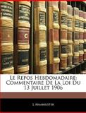 Le Repos Hebdomadaire, L Armbruster and L. Armbruster, 1144628504