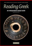 An Independent Study Guide to Reading Greek, Joint Association of Classical Teachers' Greek Course, 0521698502