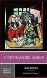 Northanger Abbey, Austen, Jane and Fraiman, Susan, 0393978508