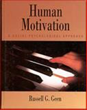Human Motivation 1st Edition