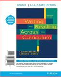 Writing and Reading Across the Curriculum, Books a la Carte Edition, Behrens, Laurence and Rosen, Leonard J., 0205238505