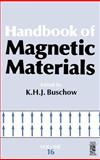 Handbook of Magnetic Materials, , 0444518509