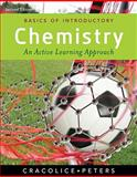 Basics of Introductory Chemistry with Math Review, Cracolice, Mark S., 0495558508
