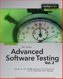 Advanced Software Testing - Vol. 2 : Guide to the ISTQB Advanced Certification As an Advanced Test Manager, Black, Rex, 1937538508