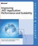 Improving .NET Application Performance and Scalability, Microsoft Official Academic Course Staff and Microsoft Corporation Staff, 0735618518