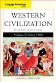 Cengage Advantage Books: Western Civilization, Volume II: Since 1500, Spielvogel, Jackson J., 1285448510