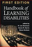 Handbook of Learning Disabilities, , 1572308516