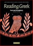 Reading Greek : Text and Vocabulary, Joint Association of Classical Teachers, 0521698510