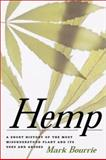 Hemp, Mark Bourrie, 1552978516