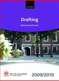 Drafting 2009-2010, The City Law School, 0199568510