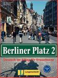 Berliner Platz 2. Lehr- und Arbeitsbuch 2 9783468478512