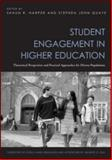 Student Engagement in Higher Education 1st Edition