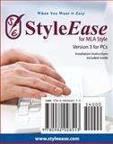 StyleEase 3. 0 for MLA Style (Cardboard Sleeve), Hillerson, Gary, 0982028512