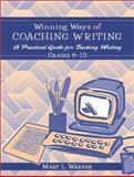 Winning Ways of Coaching Writing 9780205308514