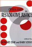 Critical Issues in Restorative Justice, , 1881798518