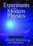 Experiments in Modern Physics, Melissinos, Adrian C. and Napolitano, Jim, 0124898513