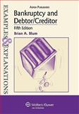 Bankruptcy and Debtor/Creditor, Blum, Brian A., 0735588511