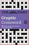Cryptic Crossword, Richard Browne and Times Books Staff, 0007368518
