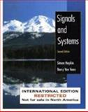 Signals and Systems, Haykin, Simon S., 0471378518