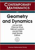 Geometry and Dynamics, , 0821838512