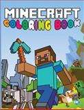 Minecraft Coloring Book, Minecraft Books, 1499168519
